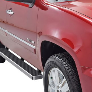iStep 5 Inch Running Boards 2000-2019 GMC Yukon 1500 (Hairline)
