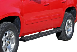 iStep 5 Inch Running Boards 2001-2017 Cadillac Escalade (Black)