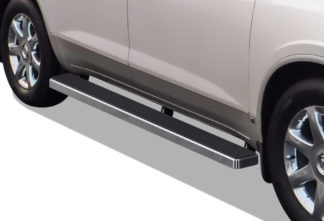 iStep 5 Inch Running Boards 2007-2016 GMC Acadia (Hairline)