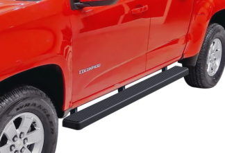 iStep 5 Inch Running Boards 2015-2019 Chevy Colorado (Black)