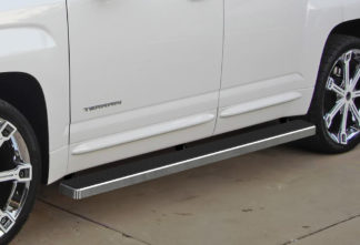 iStep 5 Inch Running Boards 2010-2017 Chevy Equinox (Hairline)
