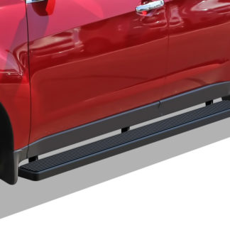 iStep 5 Inch Running Boards 2010-2017 GMC Terrain (Black)