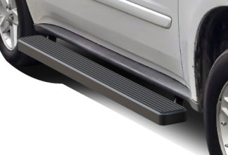 iStep 5 Inch Running Boards 2005-2009 Chevy Equinox (Black)