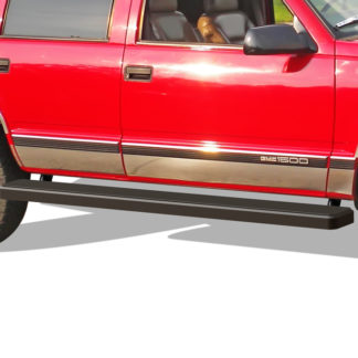 iStep 5 Inch Running Boards 1995-1999 GMC Yukon (Black)