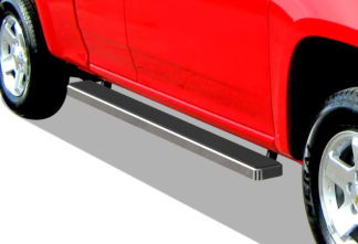 iStep 5 Inch Running Boards 2004-2012 Chevy Colorado (Hairline)