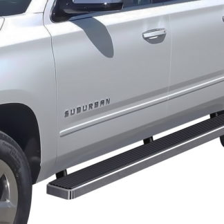 iStep 5 Inch Running Boards 2000-2019 Chevy Suburban 1500 (Hairline)