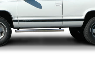 iStep 5 Inch Running Boards 1988-1998 Chevy C/K Pickup (Hairline)