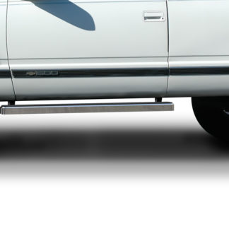 iStep 5 Inch Running Boards 1992-1999 Chevy Tahoe (Hairline)