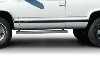iStep 5 Inch Running Boards 1988-1998 GMC C/K Pickup (Hairline)