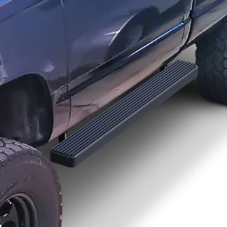 iStep 5 Inch Running Boards 1992-1999 GMC Yukon (Black)