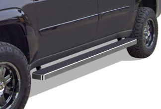 iStep 5 Inch Running Boards 2002-2009 GMC Envoy (Hairline)