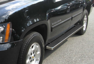 iStep 5 Inch Running Boards 2000-2014 GMC Yukon (Hairline)