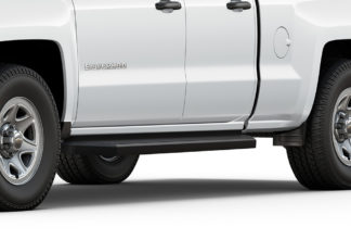 Running Board-H Series 6 Inch 2007-2018 GMC Sierra