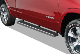 iStep 5 Inch Running Boards 2019-2020 Dodge Ram 1500 (Hairline)