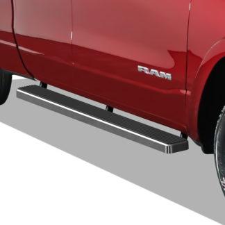 iStep 5 Inch Running Boards 2019-2020 Dodge Ram 1500 (Hairline)