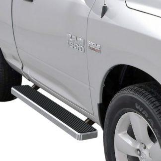 iStep 5 Inch Running Boards 2010-2019 Dodge RAM 4500 (Hairline)