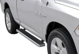 iStep 5 Inch Running Boards 2010-2019 Dodge RAM 5500 (Hairline)