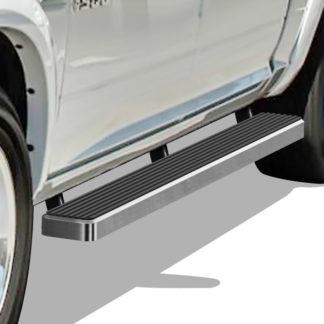 iStep 5 Inch Running Boards 2019 Dodge Ram 1500 (Hairline)
