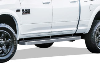 iStep 5 Inch Running Boards 2019 Dodge Ram 1500 (Hairline)