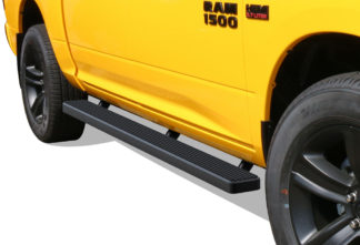 iStep 5 Inch Running Boards 2019 Dodge Ram 1500 (Black)