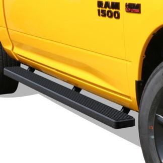iStep 5 Inch Running Boards 2019 Dodge Ram 1500 (Black)