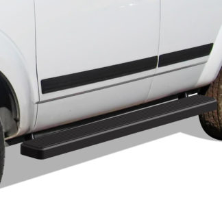 iStep 5 Inch Running Boards 2006-2010 Chrysler Aspen (Black)