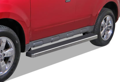 iStep 5 Inch Running Boards 2008-2011 Mazda Tribute (Hairline)