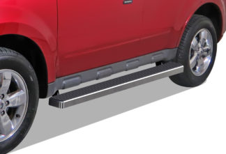 iStep 5 Inch Running Boards 2008-2010 Mercury Mariner (Hairline)