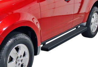 iStep 5 Inch Running Boards 2008-2012 Ford Escape (Black)