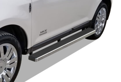 iStep 5 Inch Running Boards 2007-2010 Lincoln MKX (Hairline)