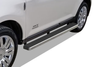 iStep 5 Inch Running Boards 2007-2014 Ford Edge (Hairline)
