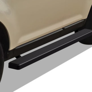 iStep 5 Inch Running Boards 2007-2010 Lincoln MKX (Black)