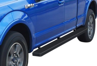 iStep 5 Inch Running Boards 2015-2019 Ford F-150 (Black)