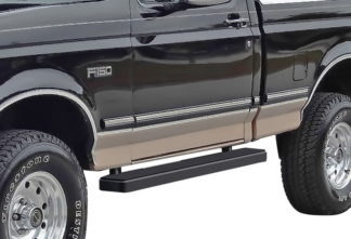 iStep 5 Inch Running Boards 1980-1996 Ford Bronco (Black)