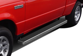 iStep 5 Inch Running Boards 1998-2011 Mazda B-Series (Hairline)