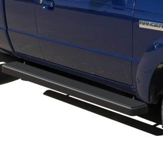 iStep 5 Inch Running Boards 1998-2011 Mazda B-Series (Black)