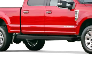 iStep 5 Inch Running Boards 1999-2016 Ford F-350 SD (Black)