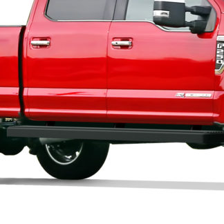 iStep 5 Inch Running Boards 1999-2016 Ford F-550 SD (Black)