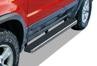 iStep 5 Inch Running Boards 2001-2007 Ford Escape (Hairline)