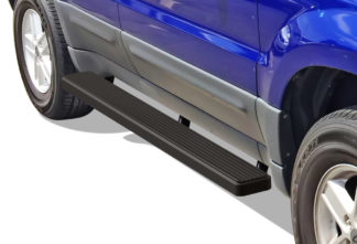 iStep 5 Inch Running Boards 2001-2007 Ford Escape (Black)