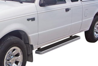 iStep 5 Inch Running Boards 1999-2011 Mazda B-Series (Hairline)