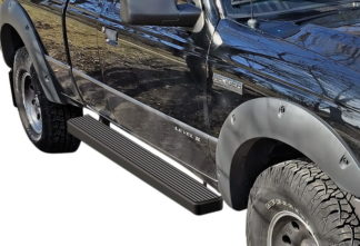 iStep 5 Inch Running Boards 1999-2011 Ford Ranger (Black)