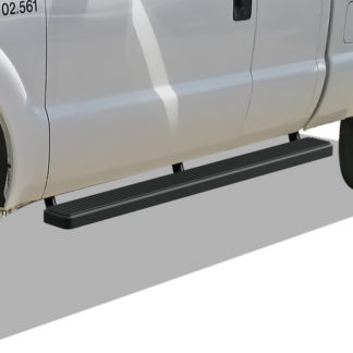 iStep 5 Inch Running Boards 1999-2016 Ford F-450 SD (Black)