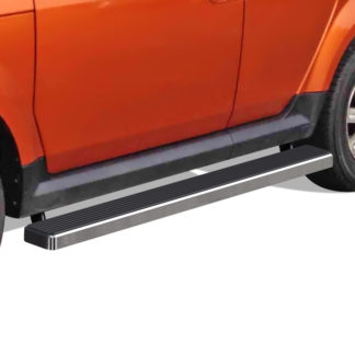 iStep 5 Inch Running Boards 2003-2011 Honda Element (Hairline)