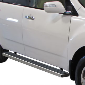 iStep 5 Inch Running Boards 2007-2010 Acura MDX (Hairline)