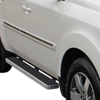 iStep 5 Inch Running Boards 2009-2015 Honda Pilot (Hairline)