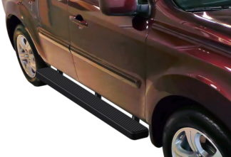 iStep 5 Inch Running Boards 2009-2015 Honda Pilot (Black)