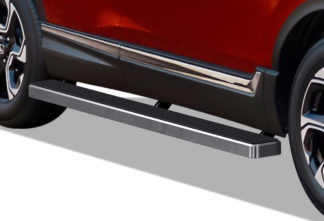 iStep 5 Inch Running Boards 2016-2019 Honda Pilot (Hairline)