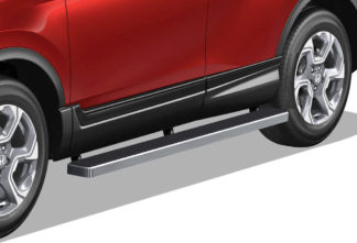 iStep 5 Inch Running Boards 2017-2019 Honda CR-V (Hairline)
