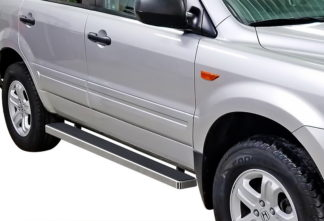 iStep 5 Inch Running Boards 2002-2006 Honda MDX (Hairline)